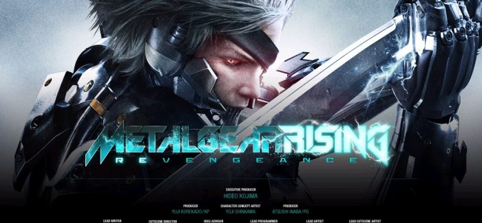 Metal Gear Rising e entrevista com Kevin Vlaming na BGS!