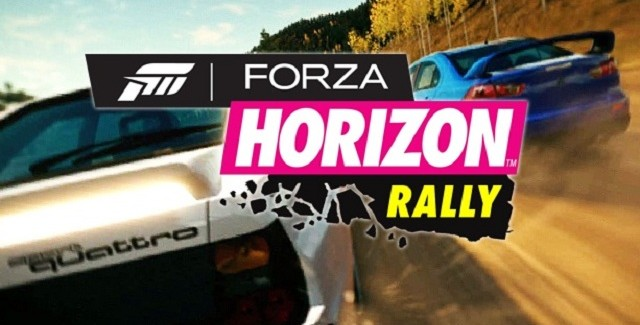 Direct Feed de Forza Horizon Rally!