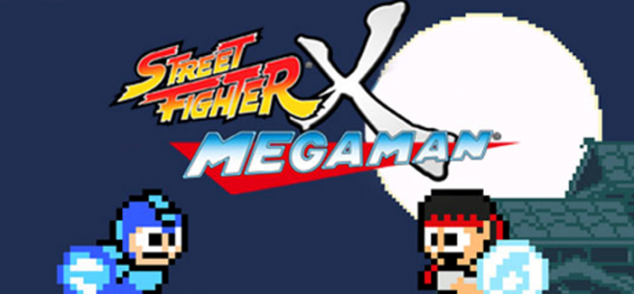 Capcom disponibiliza Street Fighter x Mega Man