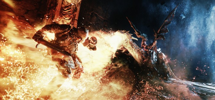 Capcom apresenta Deep Down para Playstation 4