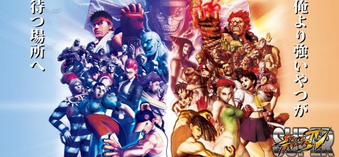 Capcom abre pesquisa oficial sobre Street Fighter.