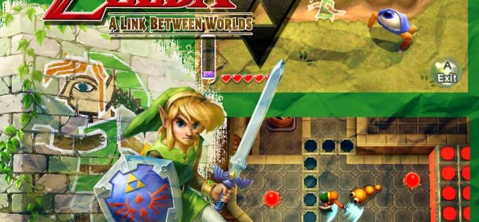 Análise – The Legend Of Zelda: A Link Between Worlds