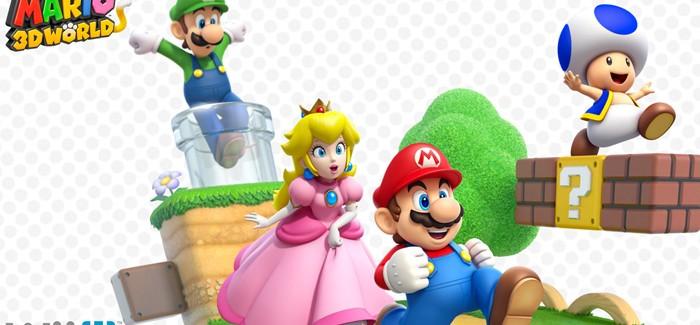 Análise – Super Mario 3D World