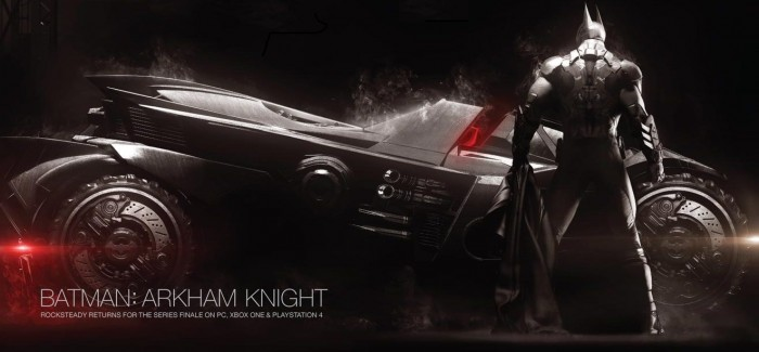Game Informer revela Batman: Arkham Knight