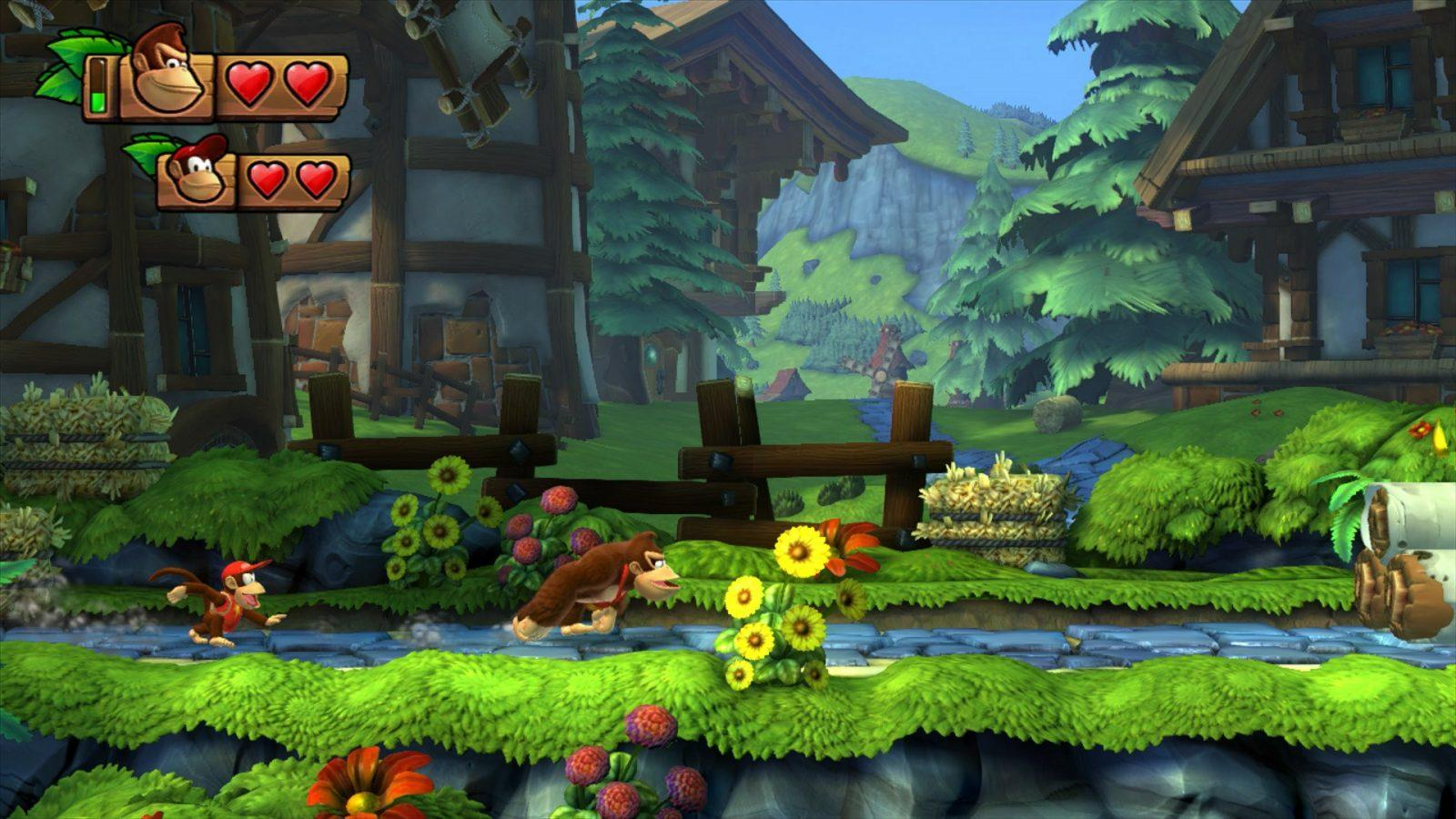 Donkey Kong Country Tropical Freeze (8)