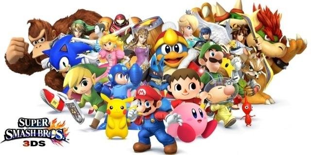 Super Smash Bros 3DS.01_120614
