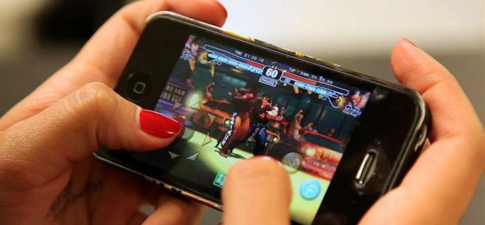 Smartphones e Tablets nos games