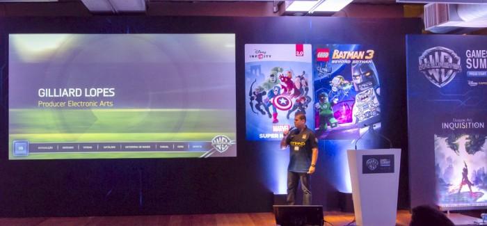 Novidades de FIFA 15 no WB Games Summit 2014