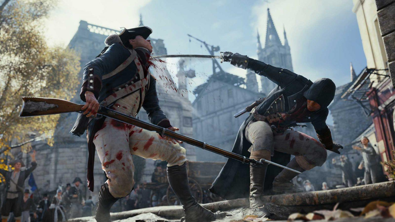 Assassins Creed Unity (10)