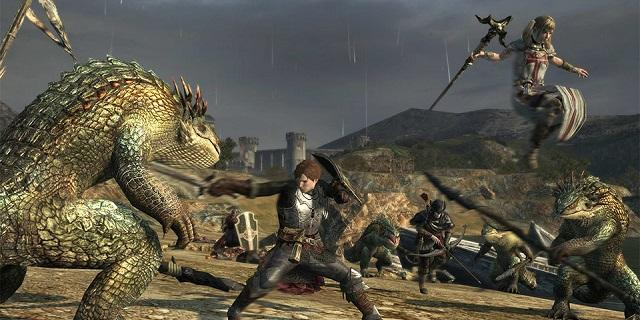 Capcom libera Debut Trailer de Dragon's Dogma Online
