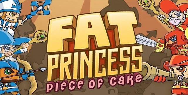 Fat Princess: Piece of Cake gratuito na PlayStation Store