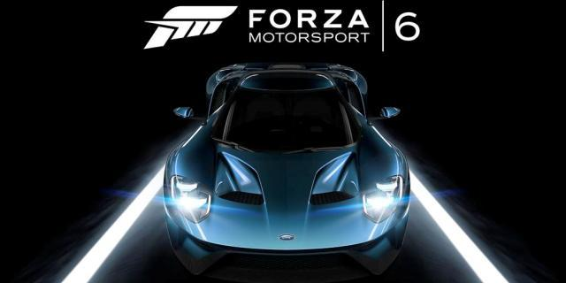 Forza Motorsport 6: Apex a caminho do PC