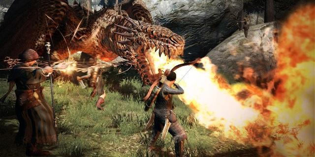 Capcom libera 2º trailer de Dragon's Dogma Online