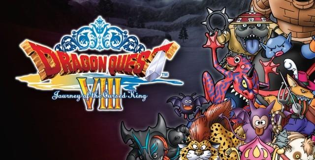 Versão 3DS de Dragon Quest VIII ganha seu trailer de localização