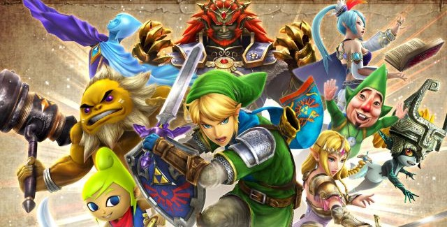 E3 2015 * Hyrule Warriors Legends