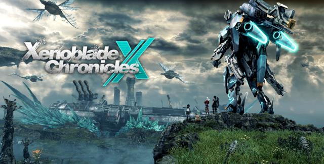 E3 2015 * Xenoblade: Chronicles X