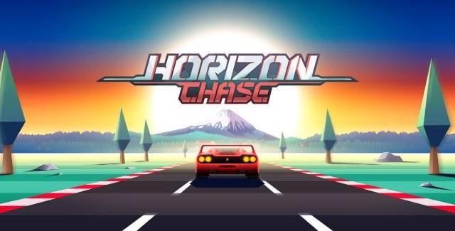 BGS 2015 terá versão PlaySation 4 de Horizon Chase