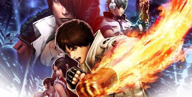 E3 2016 * The King of Fighters XIV