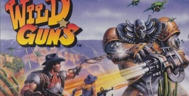 Natsume anuncia Wild Guns Reloaded para PlayStation 4