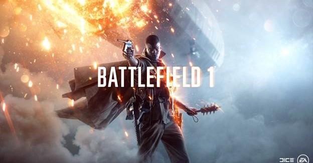 EA e DICE anunciam Battlefield 1