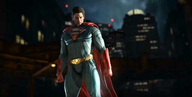 E3 2016 * Injustice 2