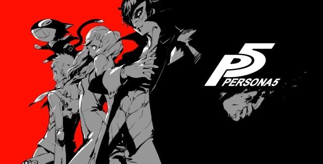 E3 2016 * Persona 5
