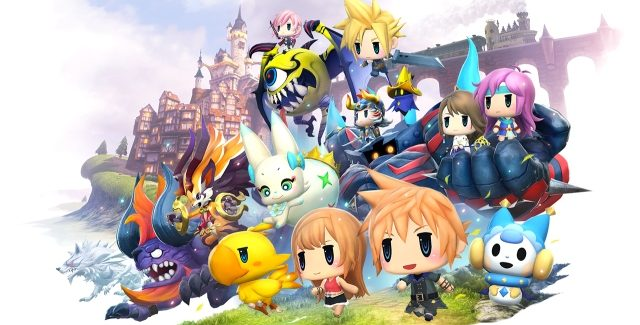 Análise – World of Final Fantasy