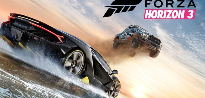 Análise – Forza Horizon 3