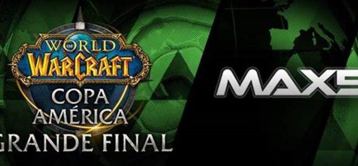 Finais da Copa América de World of Warcraft