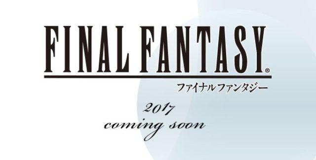 Square Enix prepara comemoração aos 30 anos de Final Fantasy