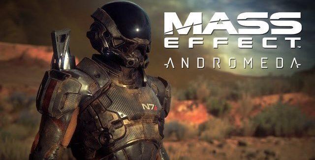 BioWare confirma lançamento de Mass Effect: Andromeda para Março