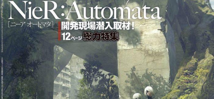 Notas da Famitsu * 03/09/2017