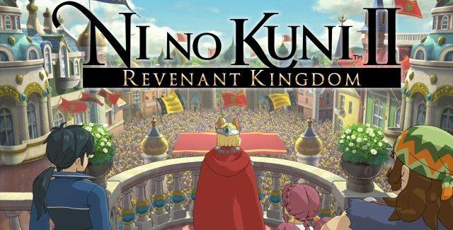 Novo trailer de Ni no Kuni II: Revenant Kingdom