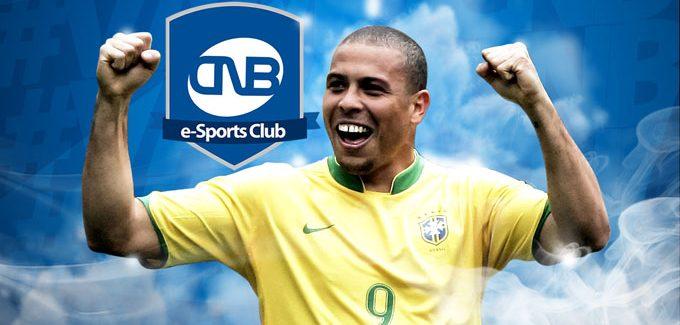 Ronaldo Fenômeno sócio do CNB E-Sports – Coletiva de Imprensa