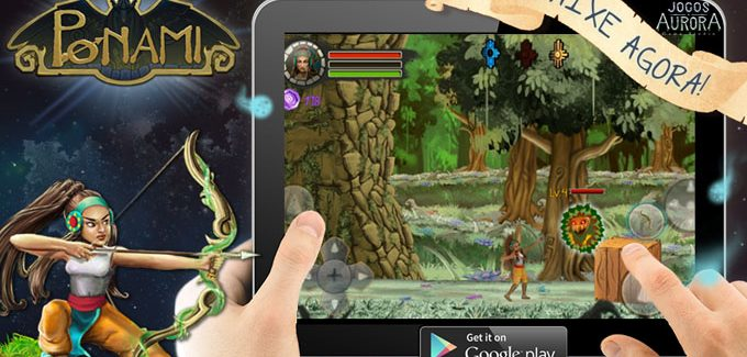 Ponami: novo game brasileiro gratuito na PlayStore