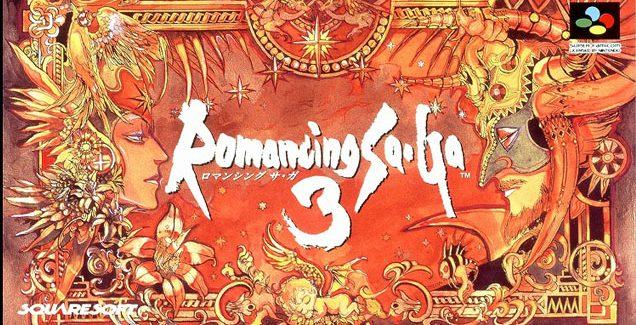 Romancing SaGa 3: remake no PSVITA e smartphones