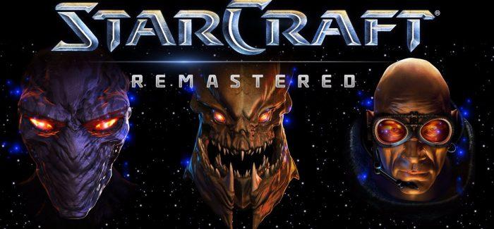 StarCraft Remastered já está disponível nos PCs