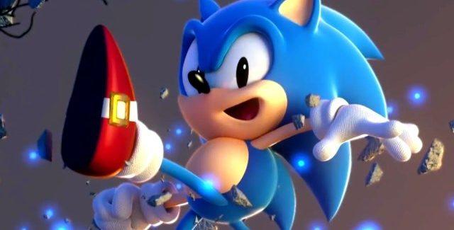 Filme do Sonic deve chegar aos cinemas em 2019