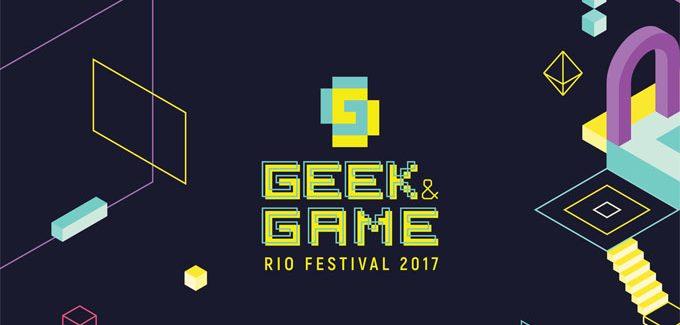 Geek & Game Rio Festival terá arena com 900m2