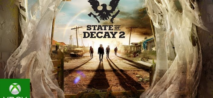 E3 2017 * State of Decay 2 ganha vídeo de gameplay