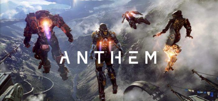 Anthem ganhará demo em 25 de Janeiro de 2019