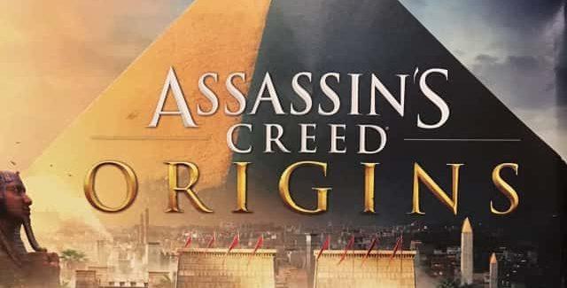 Rodando no Xbox One, Assassin's Creed Origins ganha trailer com 18 minutos de duração