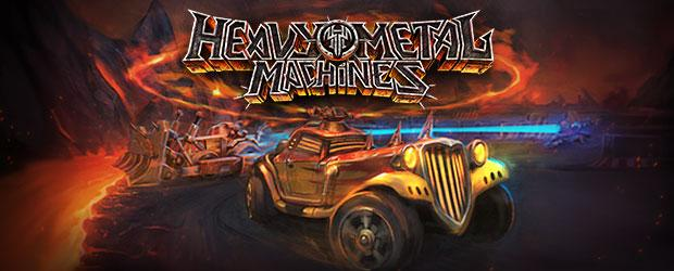 Heavy Metal Machines – Preview