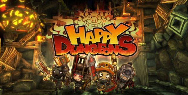 Versão PS4 de Happy Dungeons ganha seu debut trailer