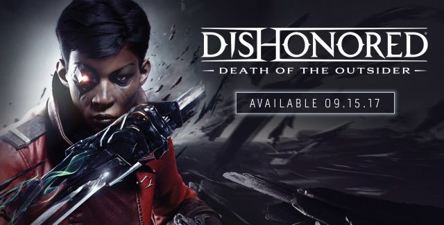 Dishonored: Death of the Outsider ganha novo trailer de gameplay