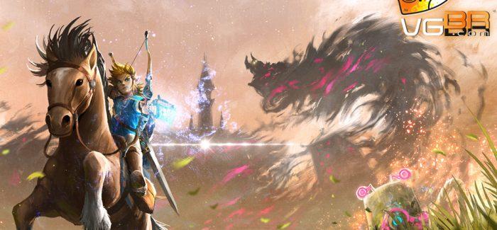 Precisamos falar de Zelda Breath of the Wild