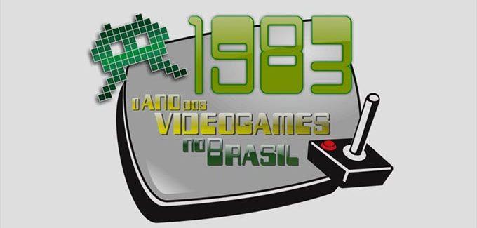 Produtora lança o documentário 1983: O Ano dos Videogames no Brasil de graça no Youtube