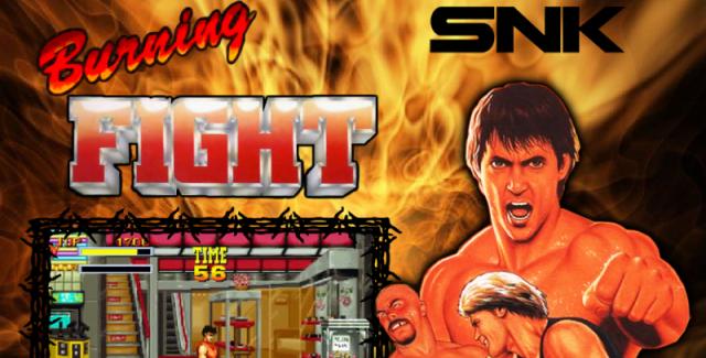 Burning Fight já está disponível no Xbox One