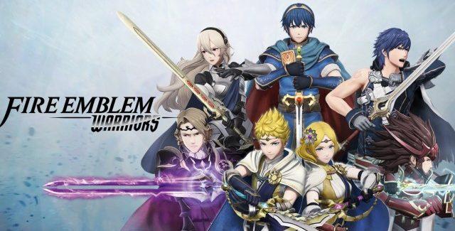 Nintendo libera o TVCM norte-americano de Fire Emblem Warriors