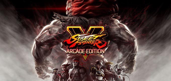 Capcom anuncia Street Fighter V: Arcade Edition